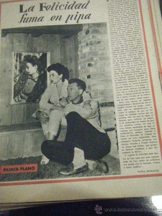 Cine: REVISTA PRIMER PLANO Nº766. SUSANA CANALES, JOAN CRAWFORD, MARGARET LOCKWOOD, DIRK BOGARDE - Foto 2 - 188473745