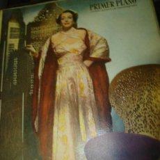 Cine: REVISTA PRIMER PLANO, Nº528. JOAN CRAWFORD, ANTOÑITA MORENO, CARLA BALENDA, SOLEDAD LENCE. Lote 188473777