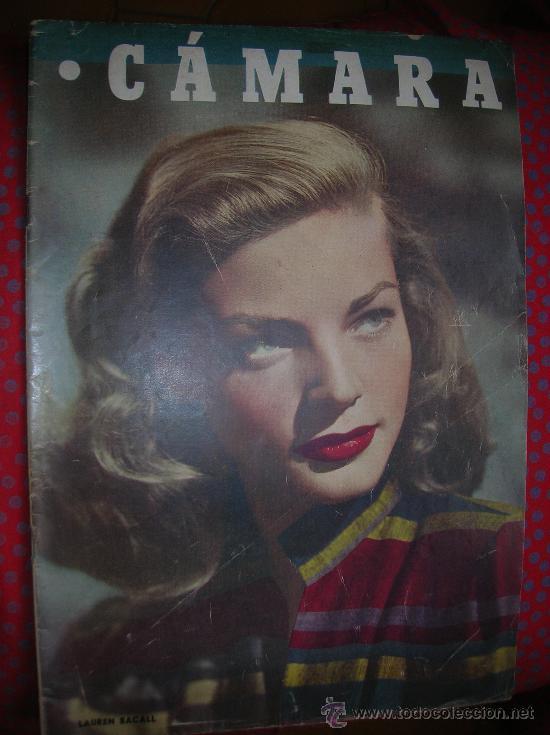 CÁMARA Nº144 -1 DE ENERO 1949 (Cine - Revistas - Cámara)