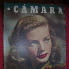 Cine: CÁMARA Nº144 -1 DE ENERO 1949. Lote 29322358