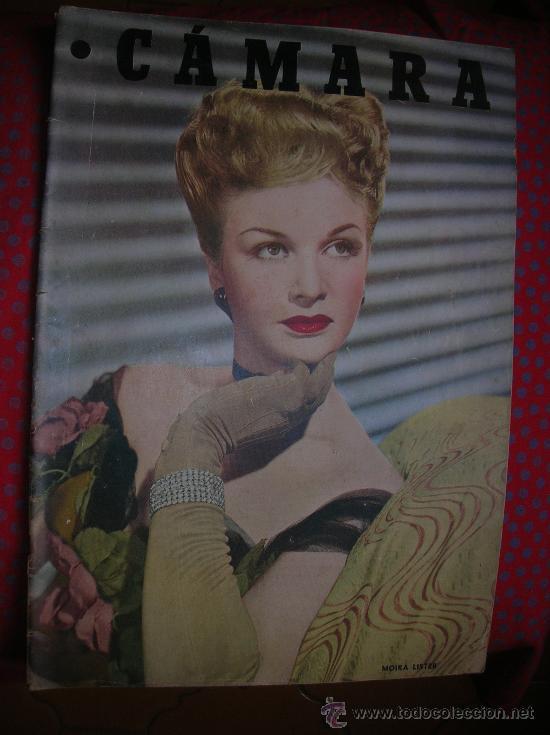 CAMARA Nº145 -15 ENERO DE 1949 (Cine - Revistas - Cámara)