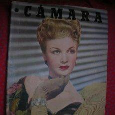 Cine: CAMARA Nº145 -15 ENERO DE 1949. Lote 29322528