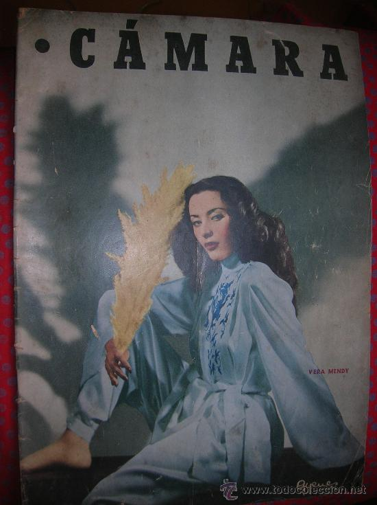 CÁMARA Nº 146 -1 FEBRERO DE 1949 (Cine - Revistas - Cámara)
