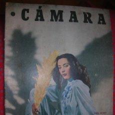 Cine: CÁMARA Nº 146 -1 FEBRERO DE 1949. Lote 29322644
