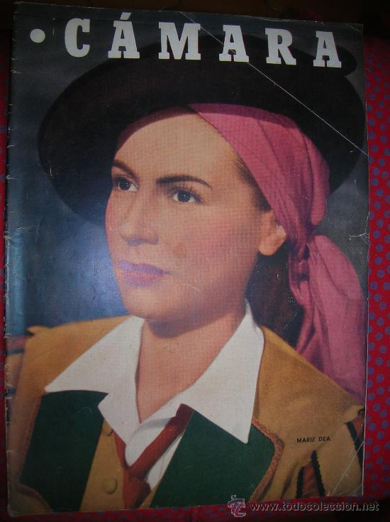 CÁMARA Nº 158 - 1 AGOSTO DE 1949 (Cine - Revistas - Cámara)