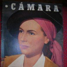 Cine: CÁMARA Nº 158 - 1 AGOSTO DE 1949. Lote 29322988