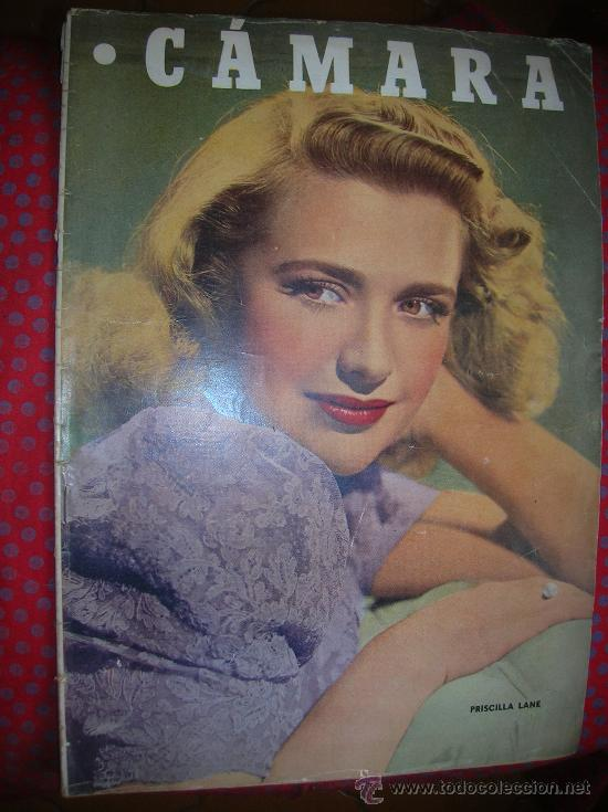 CÁMARA Nº 154 - 1 JUNIO DE 1949 (Cine - Revistas - Cámara)