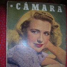 Cine: CÁMARA Nº 154 - 1 JUNIO DE 1949. Lote 29323084