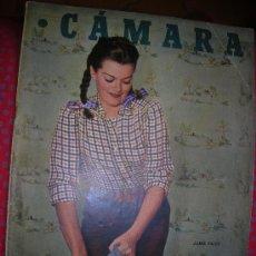 Cine: CÁMARA Nº 157 -15 JULIO DE 1949. Lote 29323152