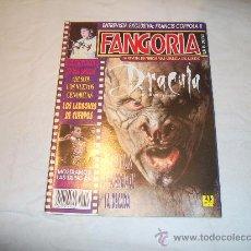Cine: FANGORIA Nº 15, ENERO 1993. REVISTA DE TERROR. POSTER DE ALIEN. Lote 99388999