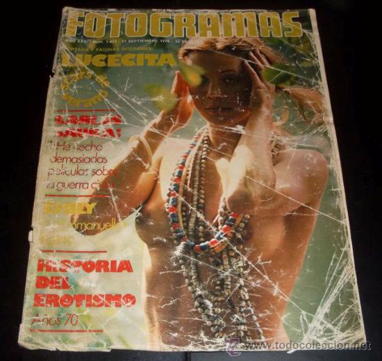 FOTOGRAMAS - REVISTA - Nº 1457 - SEPTIEMBRE 1976 (Cine - Revistas - Fotogramas)