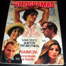 Cine: FOTOGRAMAS - Nº 1626 - JULIO 1980 . Lote 29438540