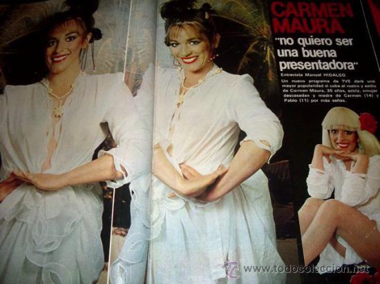 Cine: FOTOGRAMAS - Nº 1659 - MAYO 1981 - CARMEN MAURA - Foto 3 - 29438154