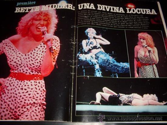 Cine: FOTOGRAMAS - Nº 1659 - MAYO 1981 - CARMEN MAURA - Foto 7 - 29438154