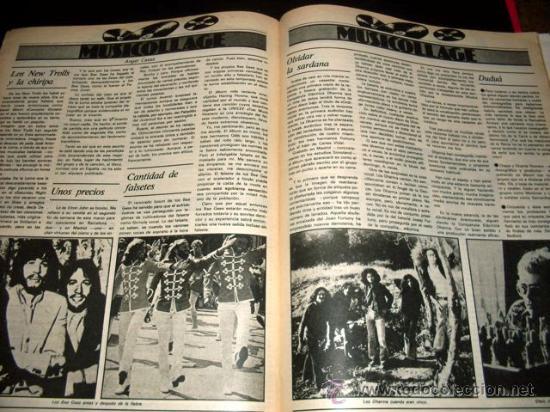 Cine: FOTOGRAMAS - Nº 1586 - MARZO 1979 - VICTORIA ABRIL - Foto 8 - 29438807