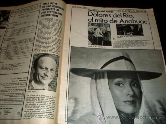 Cine: FOTOGRAMAS - REVISTA - Nº 1457 - SEPTIEMBRE 1976 - Foto 7 - 29427654