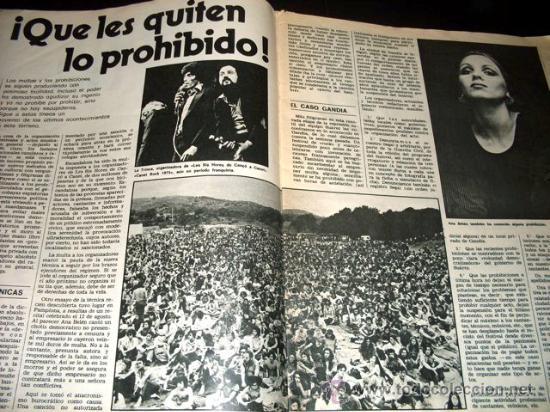 Cine: FOTOGRAMAS - REVISTA - Nº 1457 - SEPTIEMBRE 1976 - Foto 6 - 29427654