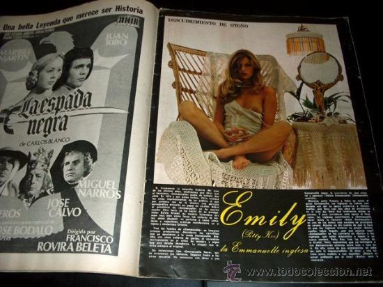 Cine: FOTOGRAMAS - REVISTA - Nº 1457 - SEPTIEMBRE 1976 - Foto 5 - 29427654