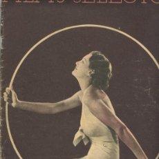 Cine: FILMS SELECTOS AÑO 1936, Nº 276. Lote 29570292