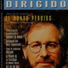 Cine: REVISTA DIRIGIDO POR Nº 259 JULIO AGOSTO 1997 STEVEN SPIELBERG. Lote 29598124