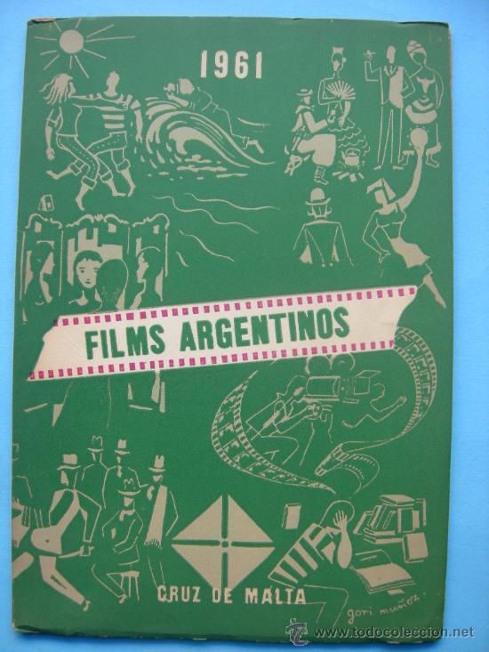 FILMS ARGENTINOS - 1961 - CRUZ DE MALTA (Cine - Revistas - Otros)
