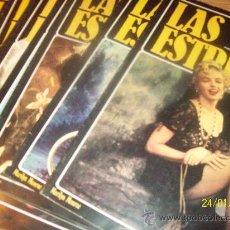 Cine: LOTE FASCICULOS 22 - LAS ESTRELLAS , HISTORIA DEL CINE EN SUS MITOS. Lote 30343544