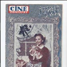 Cine: REVISTA FRANCESA CINE COULISSES-NUMERO 26 DEL 18 DE DICIEMBRE DE 1952. Lote 30343836
