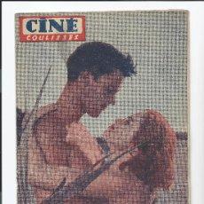 Cine: REVISTA FRANCESA CINE COULISSES-NUMERO 27 DEL 1 DE ENERO DE 1953. Lote 30343876