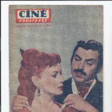 Cine: REVISTA FRANCESA CINE COULISSES-NUMERO 29 DEL 29 DE ENERO DE 1953. Lote 30343890