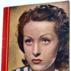Kino - Revista CINEGRAMAS. Año 1936. nº 69 - Portada: Danielle Darrieux - - 30564970