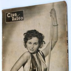 Cine: CINE Y RADIO. AÑO 1953 -AÑO I. NÚMERO 2. - 20 DE OCTUBRE DE 1953.-. Lote 30565351