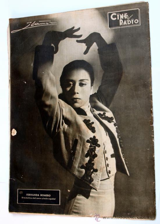 Cine: CINE Y RADIO. Año 1953 -Año I. Número 2. - 20 de octubre de 1953.- - Foto 2 - 30565351