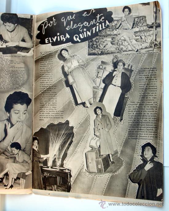 Cine: CINE Y RADIO. Año 1953 -Año I. Número 2. - 20 de octubre de 1953.- - Foto 4 - 30565351