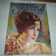 Cine: FILMS AGOSTO 1927. Lote 30595420
