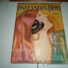 Cine: OCTUBRE 1928 Nº 9 . Lote 30625279