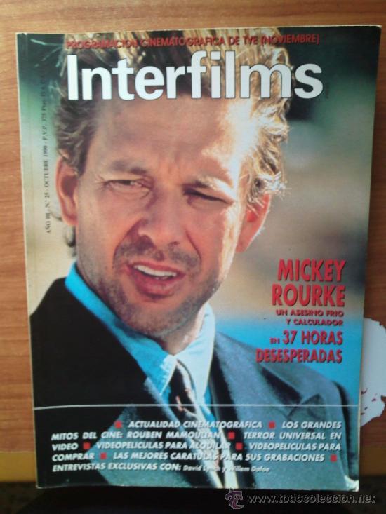 INTERFILMS Nº 25 (Cine - Revistas - Interfilms)