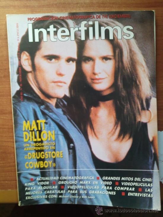 INTERFILMS Nº 26 (Cine - Revistas - Interfilms)