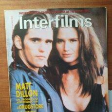 Cine: INTERFILMS Nº 26. Lote 30667095