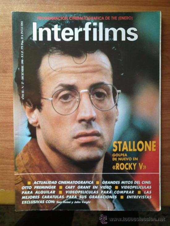INTERFILMS Nº 27 (Cine - Revistas - Interfilms)