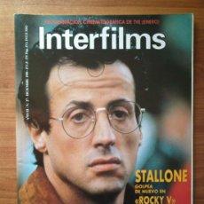 Cine: INTERFILMS Nº 27. Lote 30667189
