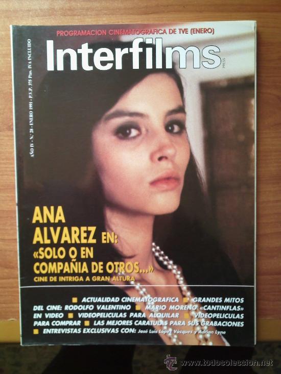 INTERFILMS Nº 28 (Cine - Revistas - Interfilms)