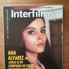 Cine: INTERFILMS Nº 28. Lote 30667205
