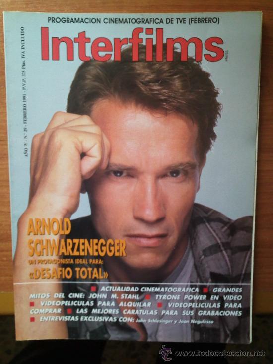 INTERFILMS Nº 29 (Cine - Revistas - Interfilms)