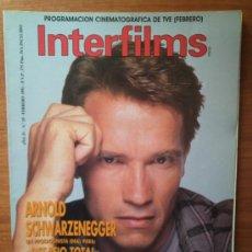 Cine: INTERFILMS Nº 29. Lote 30667218