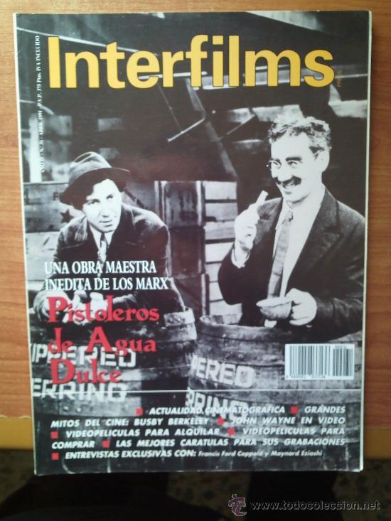 INTERFILMS Nº 31 (Cine - Revistas - Interfilms)