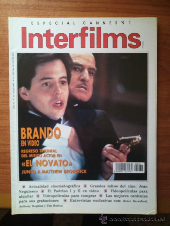 INTERFILMS Nº 32 (Cine - Revistas - Interfilms)