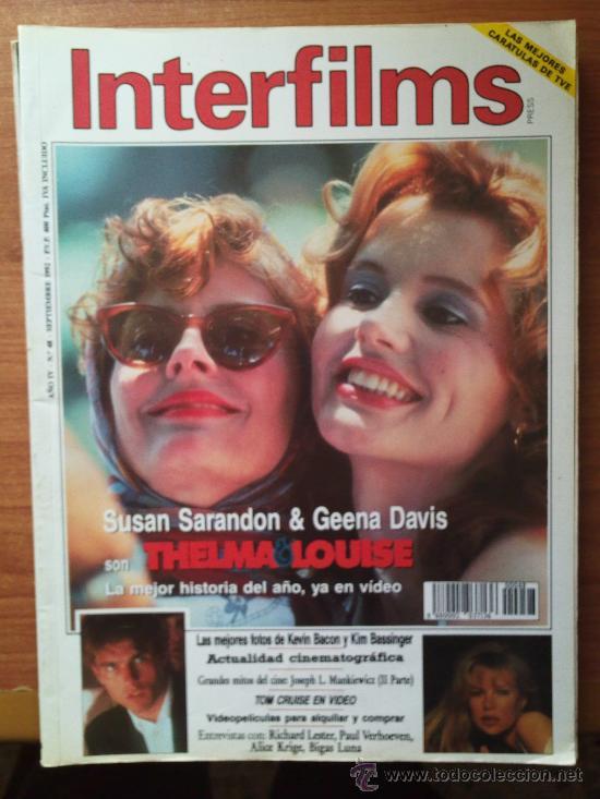 INTERFILMS Nº 48 (Cine - Revistas - Interfilms)