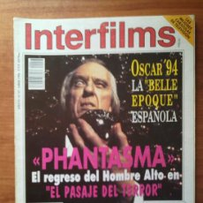 Cine: INTERFILMS Nº 67. Lote 30667324