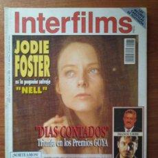 Cine: INTERFILMS Nº 77. Lote 30667350