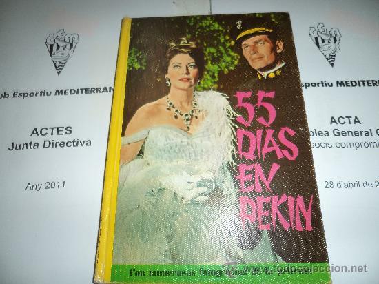 55 DIAS EN PEKIN CAJA 2 (Cine - Revistas - Colección grandes películas)